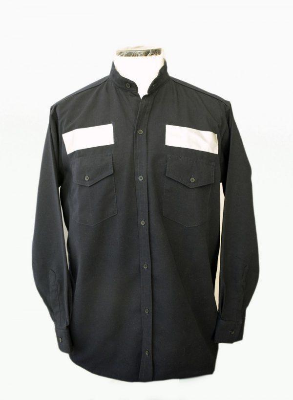 camisa con cinta reflectiva